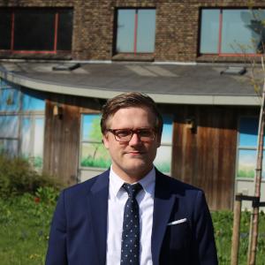 Profiel Johan Dirk van der Schaaf