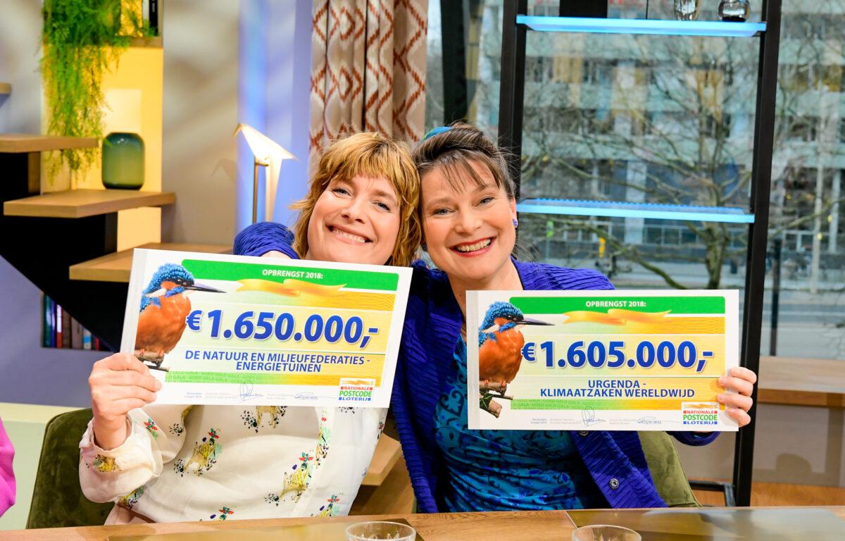 Energietuinen-project van de Natuur en Milieufederaties ontvangt 1,65 miljoen van de Postcode Loterij