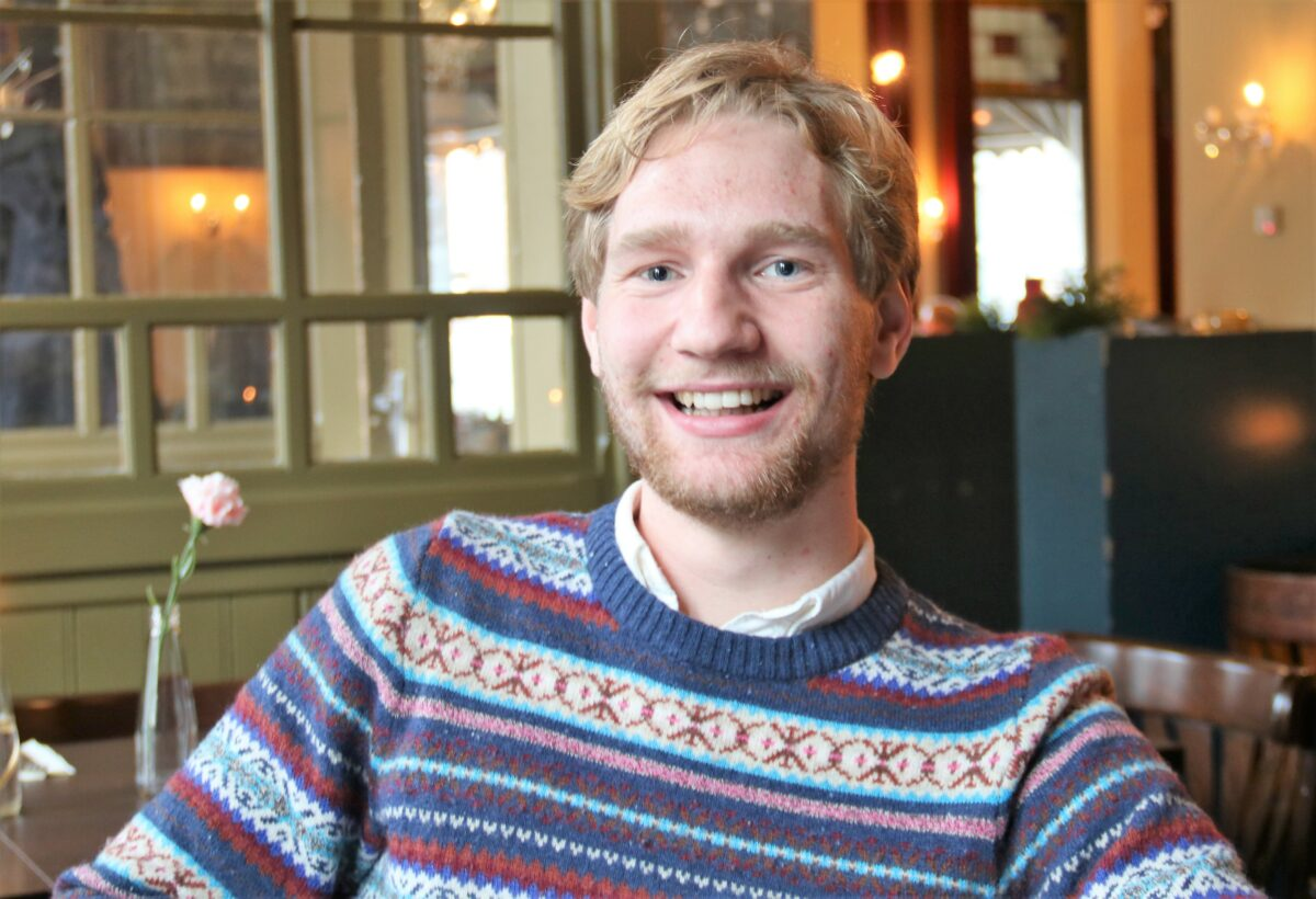 Bewuste Burgers: David Kingma