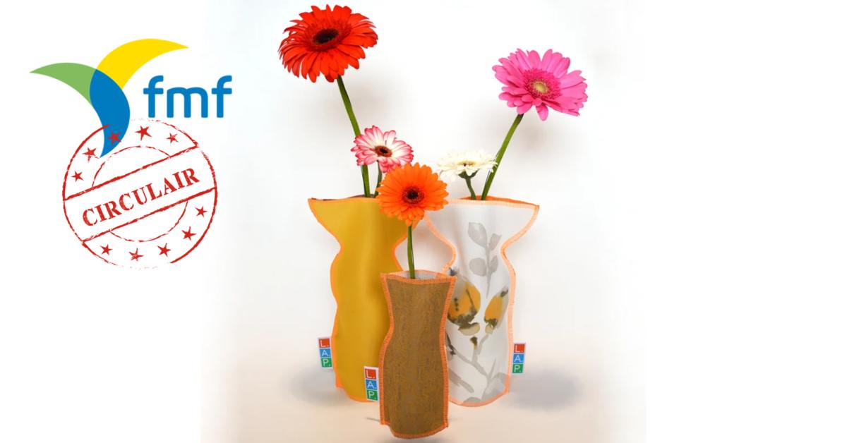 Fleur op met de Happy Bottle #CircularStyle #CircularStyle