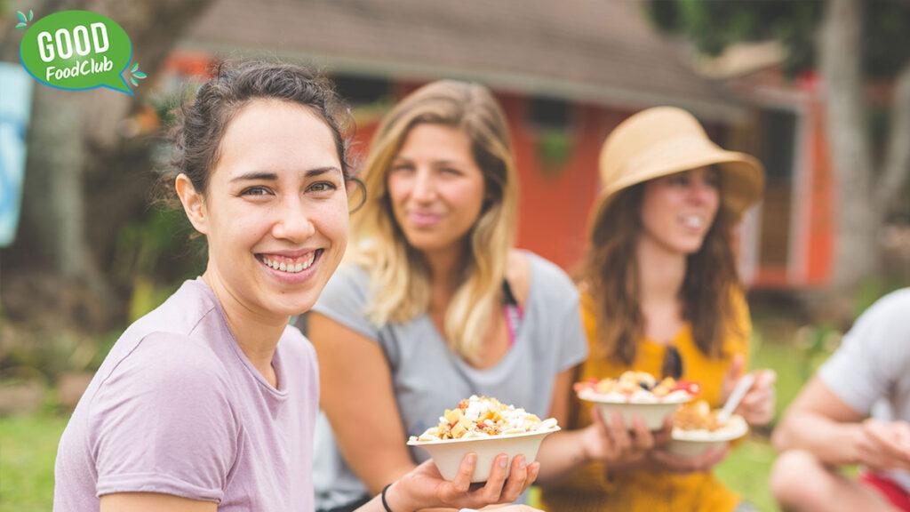 Fiets je duurzame maaltijd bij elkaar en help zo de natuur