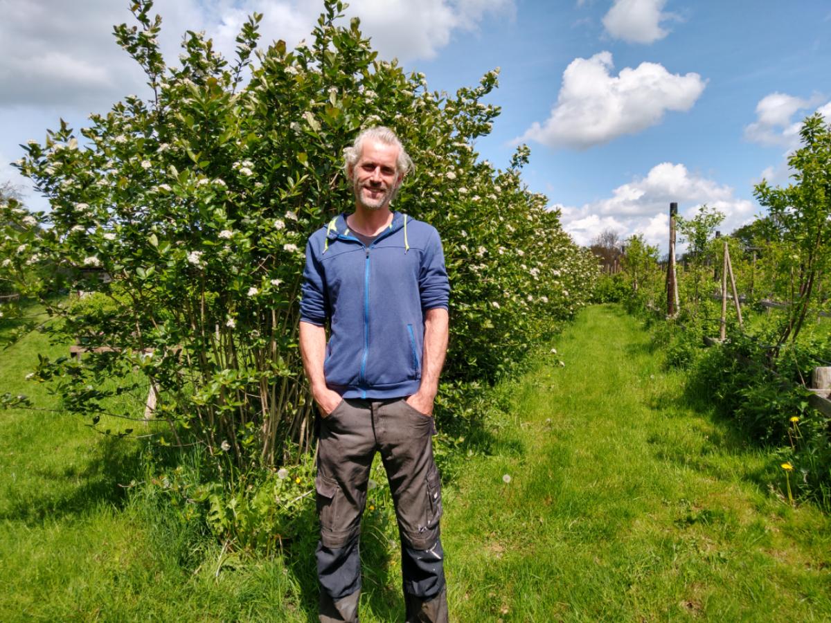 Vitale Friese Bodem: Ruben Abma van Fruithof de Struikrover over bewust omgaan met de bodem